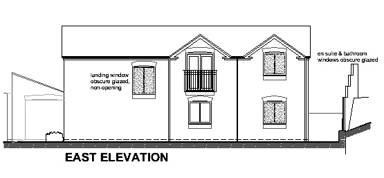 Planning Permission achieved for new house in Conservation Area ...